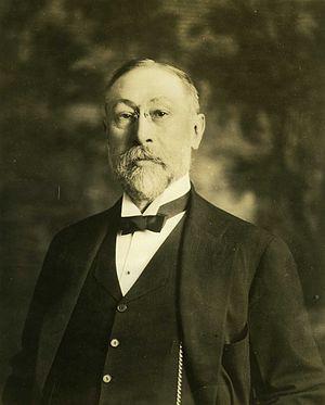 George Boldt - Image: George Charles Boldt, Sr. (1851 1916) portrait