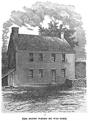 George N. Briggs - Briggs' birthplace