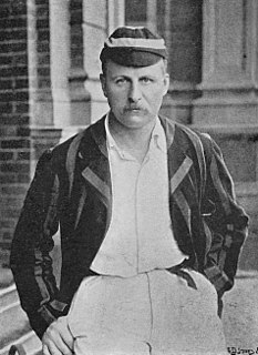 George Vernon Cricket player of England.