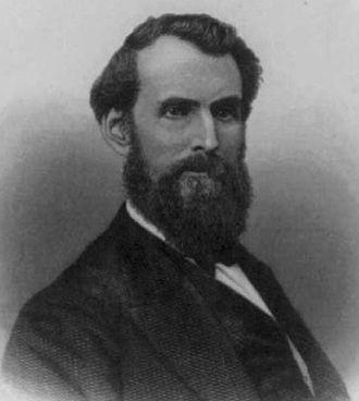 Texas's 1st congressional district - Image: George Washington Whitmore (Texas Congressman)