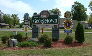 Georgetown, Illinois - Image: Georgetown Illinois