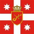 Georgia. Standard of Chief of General Staff.png