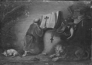 Hl. Hieronymus (Nachahmer)