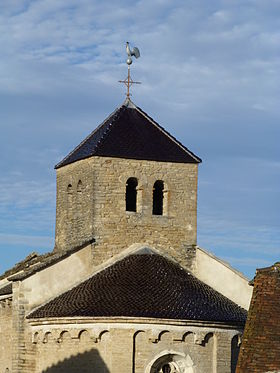 Germagny le clocher de l'église.JPG