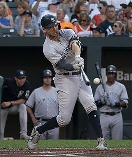 Giancarlo Stanton American baseball player