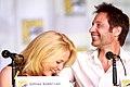 Gillian Anderson & David Duchovny (9344552231).jpg