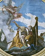 Giovanni Battista Tiepolo - King David Playing the Harp - WGA22281.jpg