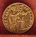 Giovanni dandolo, zecchino, 1280-89, 02.jpg