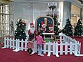 Girls looking at Santa.jpg