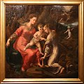 Girolamo mazzola bedoli, matrimonio mistico di santa caterina d'alessandria, 1545 ca.jpg