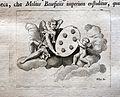 Giuseppe maria bianchini, Dei Granduchi di Toscana della real Casa De' Medici, per gio. battista recurti, venezia 1741, 25 stemma medici.jpg