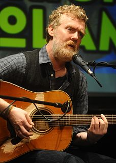 Glen Hansard Irish musician, songwriter