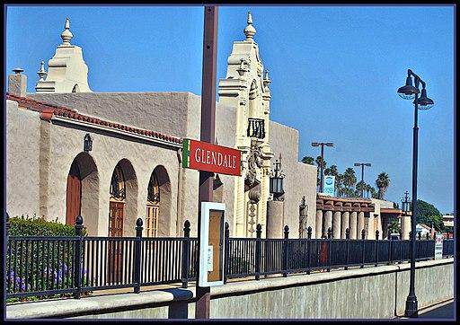 Glendale Amtrak (6193524507)