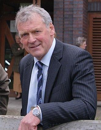Glyn Davies (British politician) - Glyn Davies MP