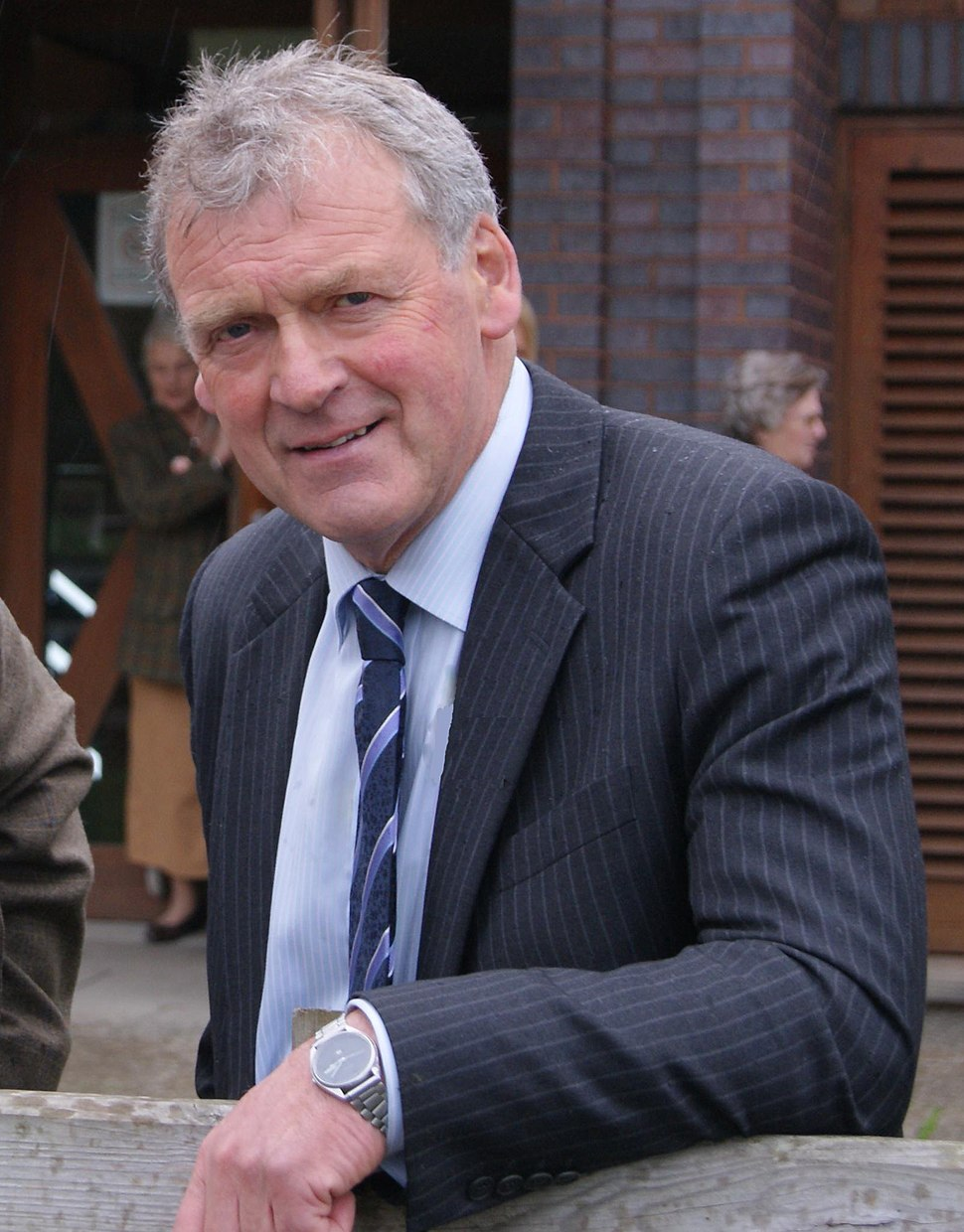 Glyn Davies (Welsh Politician) profile photo