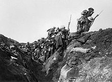 List of World War I battles - Wikipedia