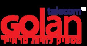 Golan Telecom - Image: Golan telecom logo