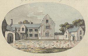 Llanasa - Golden Grove, c.1778