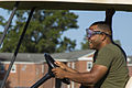 Golf carts and PT, Supply Marines take new approach to alcohol awareness 140630-M-DS159-007.jpg