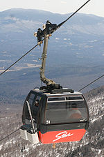 Photograph of the Gondola at Stowe
