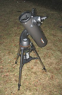 GoTo (telescopes) type of telescope mount and related software
