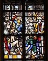 Gouda, st. janskerk, vetrata 59, cristo deriso, di Van der Vorm Kapel, 1556, 02.jpg