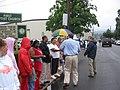 Gov. Warner at the Buena Vista Labor Day Parade (235250349).jpg