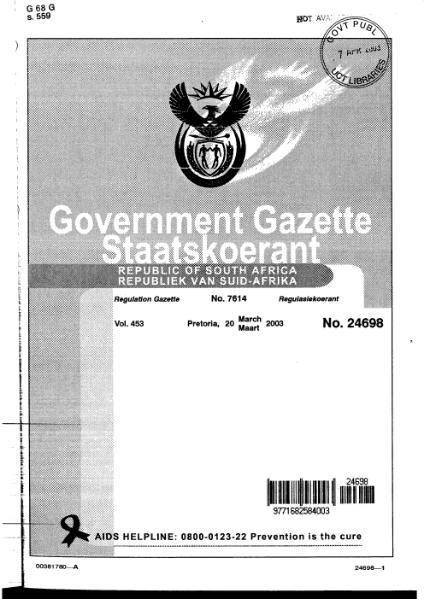 File:Government Gazette 24698.djvu