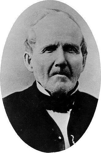 David Dunn (politician) - Dunn in 1846