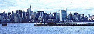 East Side (Manhattan) - Image: Gpskylineview