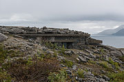 Grønsvik kystfort, North view 20150607 1.jpg