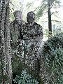 Grab Skulptur für Carl Habich-Schilplin (1873–1931) Stadtrat. Von Adolf Glatt (1899–1984), Waldfriedhof Rheinfelden, Aargau (1).jpg