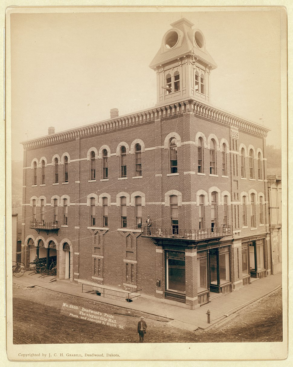 Grabill - Deadwood City Hall