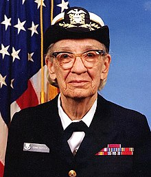 Image result for rear admiral grace hopper