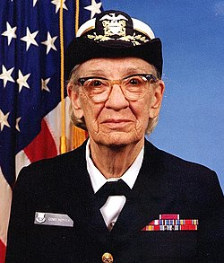Grace Murray Hopper ellentengernagy