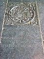 Grafstenen St Stevenskerk (017) Willem de Haan Wijnkoper.JPG