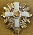 Grand Collar of the Order of Manuel Amador Guerrero (Panama) - Memorial JK - Brasilia - DSC00393.JPG