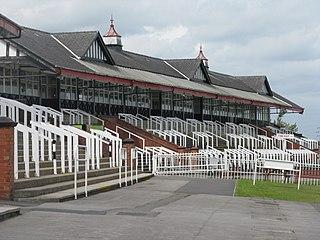 Pontefract Racecourse Racecourse in West Yorkshire, England