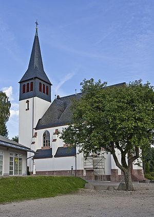 Grasellenbach, Ortsteil Hammelbach, Katholische Kirche