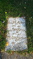 Gravestone of Zia' ul-Eyn Ghavvami (Zia-ol-Ayan Qavvami ) daughter of Abdul Hossein - Attar Garden - Nishapur.JPG