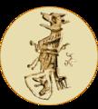 Grb sa barskog novca Balše III.png