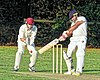 Great Canfield CC v Hatfield Heath CC at Great Canfield, Essex, England 67.jpg
