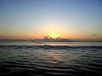 Capricorn Coast - Sunrise over Great Keppel Island