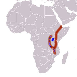 Great Rift Valley - East African Rift Valley