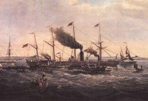 Great Western maiden voyage