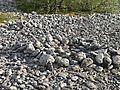 Great Zajatskij islahd.Stone heap 2.jpg