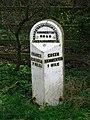 Green Hammerton Milepost - geograph.org.uk - 1206028.jpg