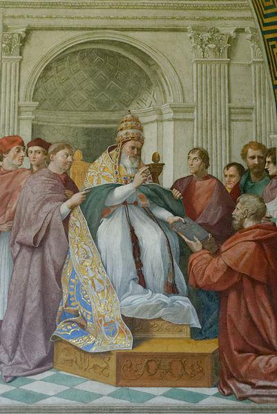 File:Gregory IX approving decretals Raphael Rooms.jpg