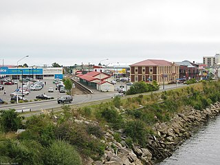 Greymouth Place in West Coast, New Zealand