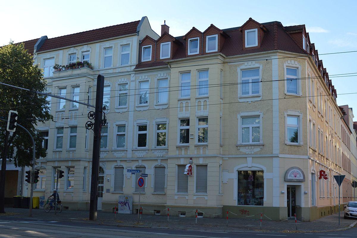 Große Diesdorfer Straße : gro e diesdorfer stra e 51 magdeburg wikipedia ~ Watch28wear.com Haus und Dekorationen